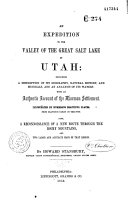 Expedition Utah