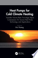 Heat Pumps for Cold Climate Heating