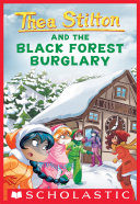 Black Forest Burglary (Thea Stilton #30) ebook