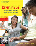 Century 21 Computer Skills and Applications, Lessons 1-90