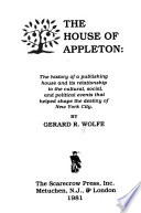 The House of Appleton