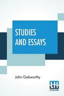 Studies And Essays