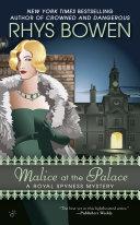 Malice at the Palace Pdf/ePub eBook