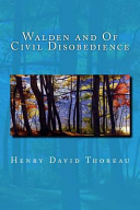 Walden and of Civil Disobedience