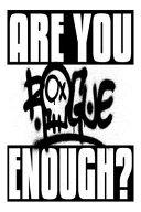 Are You Rogue Enough
