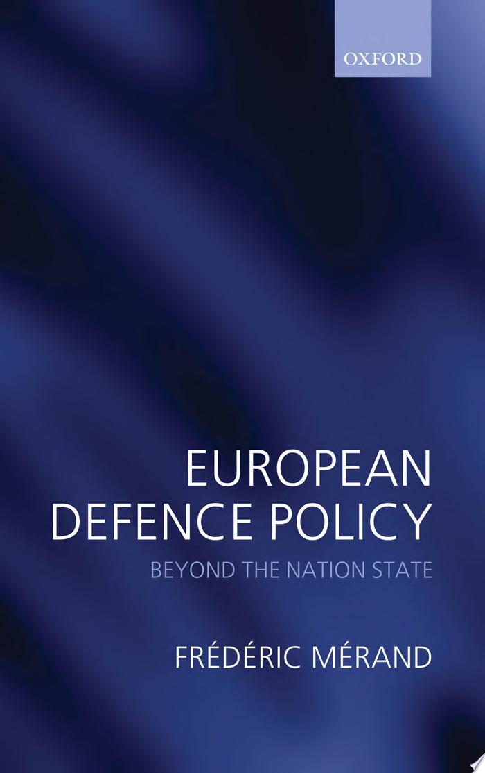 European Defence Policy