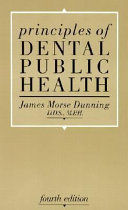 Principles of Dental Public Health