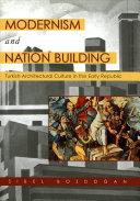 Cover of Modernism and Nation Building