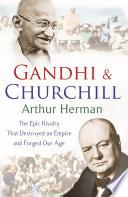 Gandhi and Churchill Book
