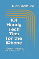 101 Handy Tech Tips For The Iphone [Pdf/ePub] eBook
