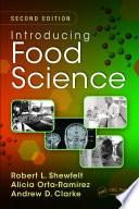 Introducing Food Science