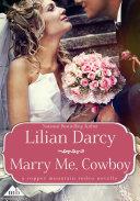 Marry Me  Cowboy
