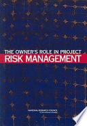 The Owner s Role in Project Risk Management