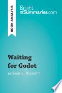Waiting For Godot By Samuel Beckett Book Analysis  Book