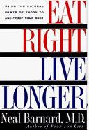 Eat Right, Live Longer