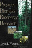 Progress In Biomass And Bioenergy Research Book PDF