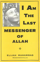 I Am The Last Messenger Of Allah Book