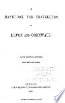A Handbook for Travellers in Devon and Cornwall