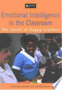 Emotional Intelligence in the Classroom Book