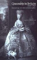 Queenship in Britain  1660 1837
