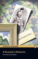 Penguin Readers 3  Scandal in Bohemia Book   MP3 Pack