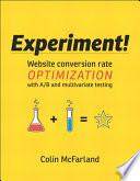 Experiment  Book PDF