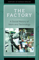The Factory  A Social History of Work and Technology