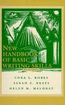 New Handbook of Basic Writing Skills