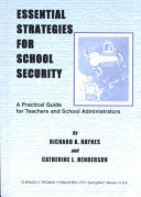 Essential Strategies for School Security