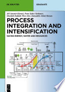 Process Integration and Intensification Book