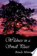 Wildness in a Small Place Book