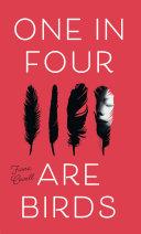 One in Four are Birds Pdf/ePub eBook