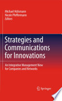 Strategies And Communications For Innovations Book PDF
