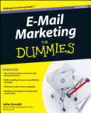 """E-Mail Marketing For Dummies"" by John Arnold"