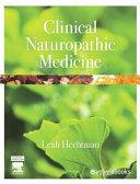 Clinical Naturopathic Medicine
