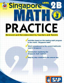 Singapore Math Practice  Level 2B Grade 3