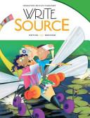 Write Source Homeschool Package Grade 4