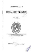 Smithsonian Miscellaneous Collections Book