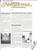 Health Planning Newsletter For Governing Body Members