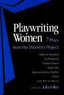 Playwriting Women