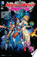 Harley Quinn and Power Girl (2015-) #6