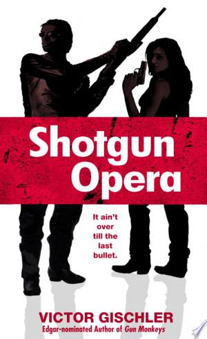 Shotgun Opera banner backdrop