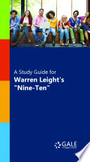 A Study Guide for Warren Leight's