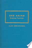 Zoe Akins