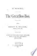 The Great Boo boo