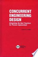 Concurrent Engineering Design Book