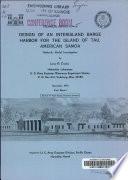 Design of an Interisland Barge Harbor for the Island of Tau  American Samoa