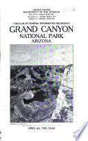 Circulars Of General Information National Parks