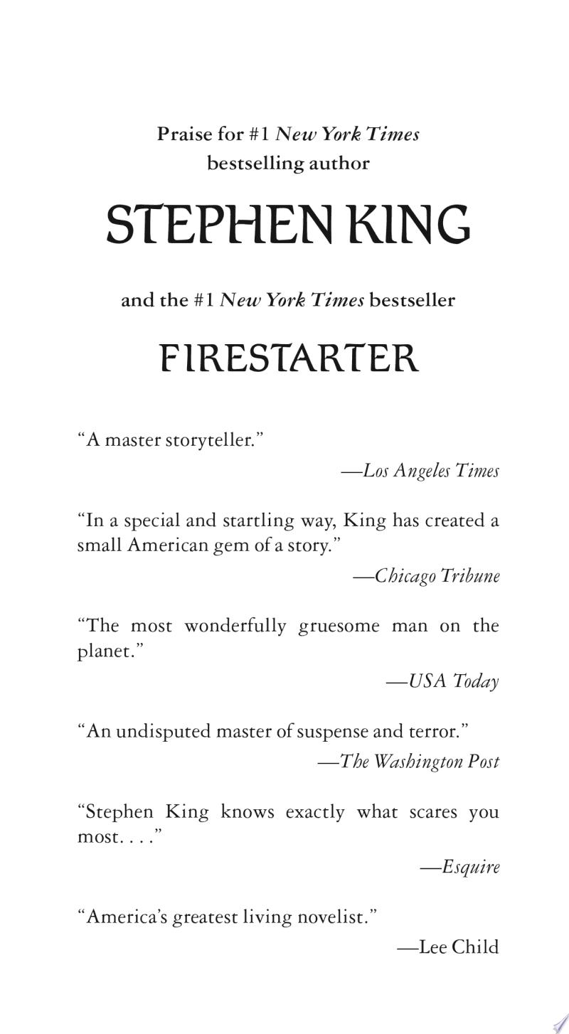 Firestarter image