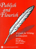 Publish and Flourish Book